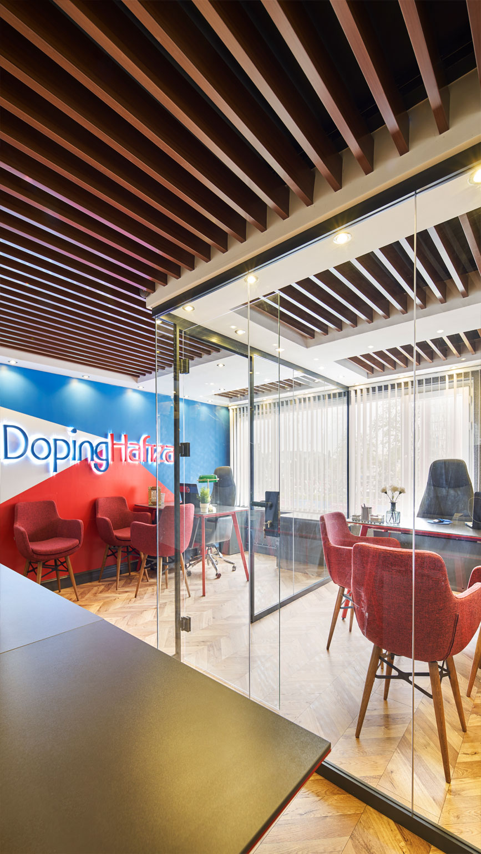Doping Hafıza Sales Office